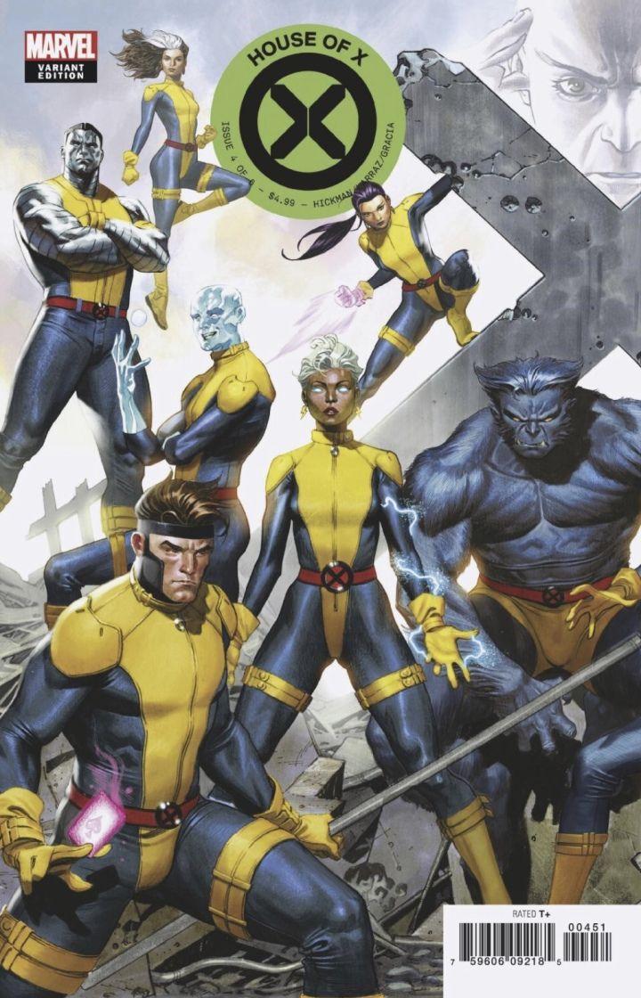 House Of X 4 Review In 2020 Superhero Comic Marvel Xmen Marvel Comic Books