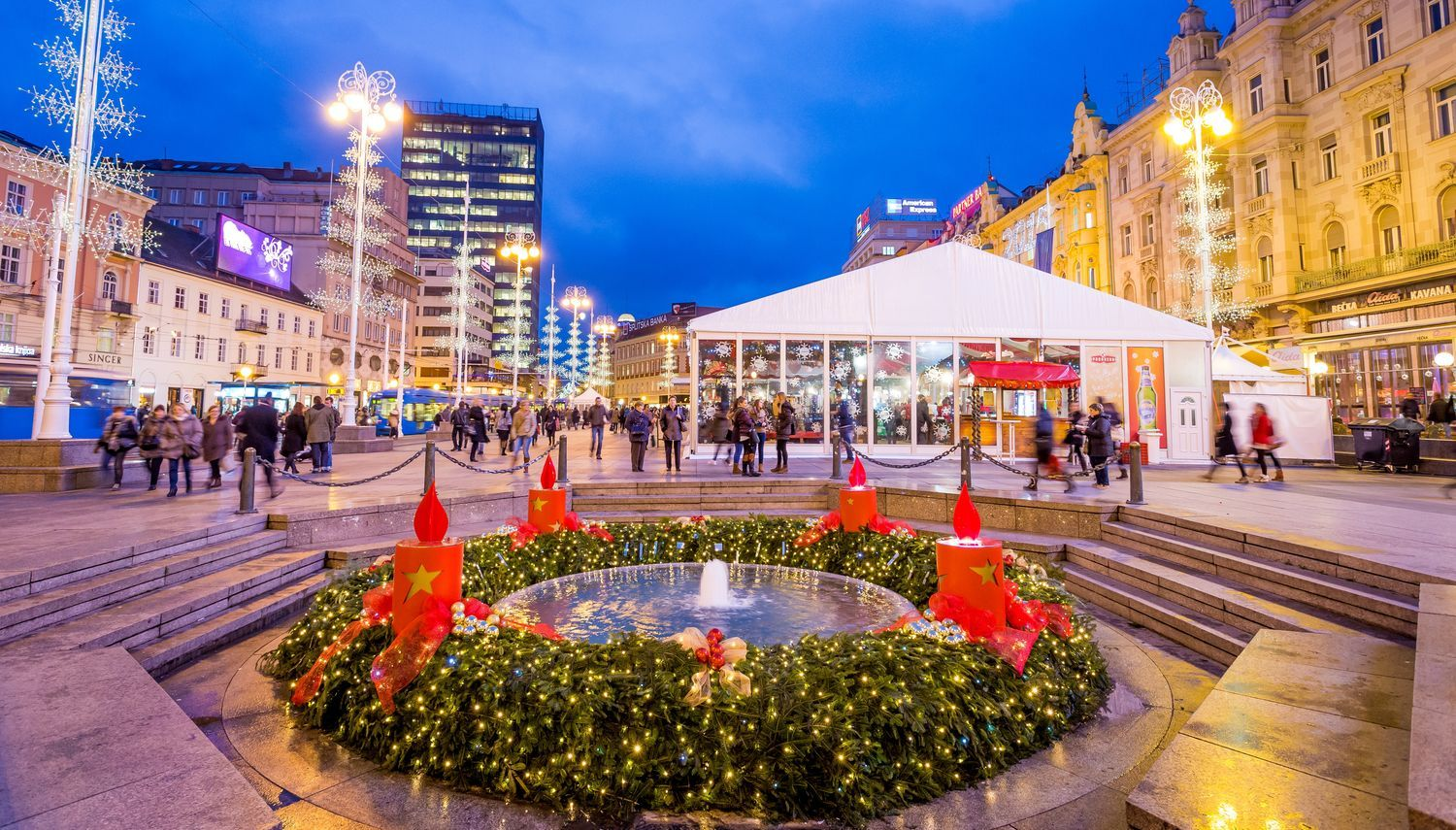 7 Things Not To Miss At Europe S Best Christmas Market Advent In Zagreb Best Christmas Markets Zagreb Christmas Market
