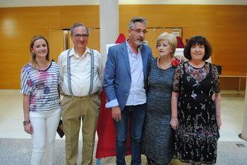 Homenaje poético al dramaturgo valdepeñero Francisco Nieva