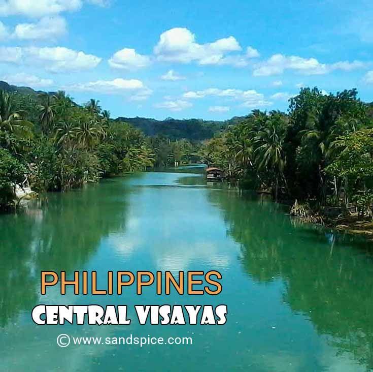 Philippines Central Visayas, Cebu & Bohol: Beaches, Jungle