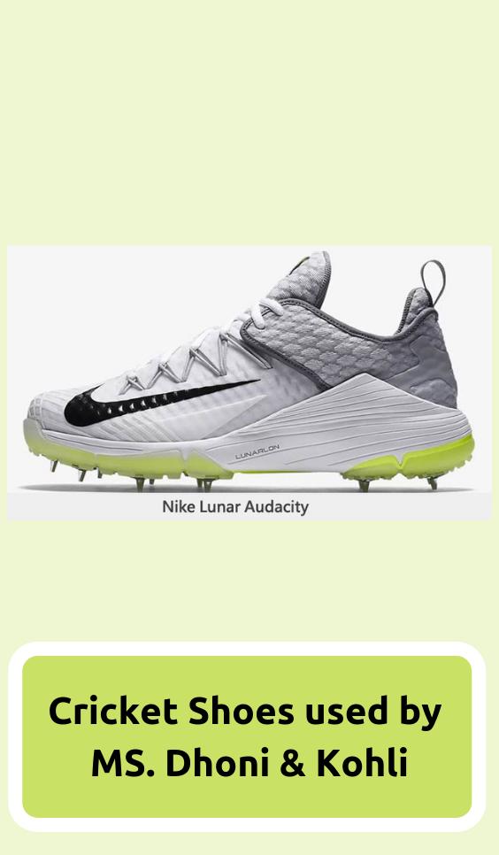 Nike Lunar Audacity - Cricket Shoes