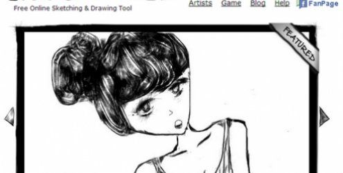 17 Web-based Sketching and Painting Tools | Graphic design tools ...