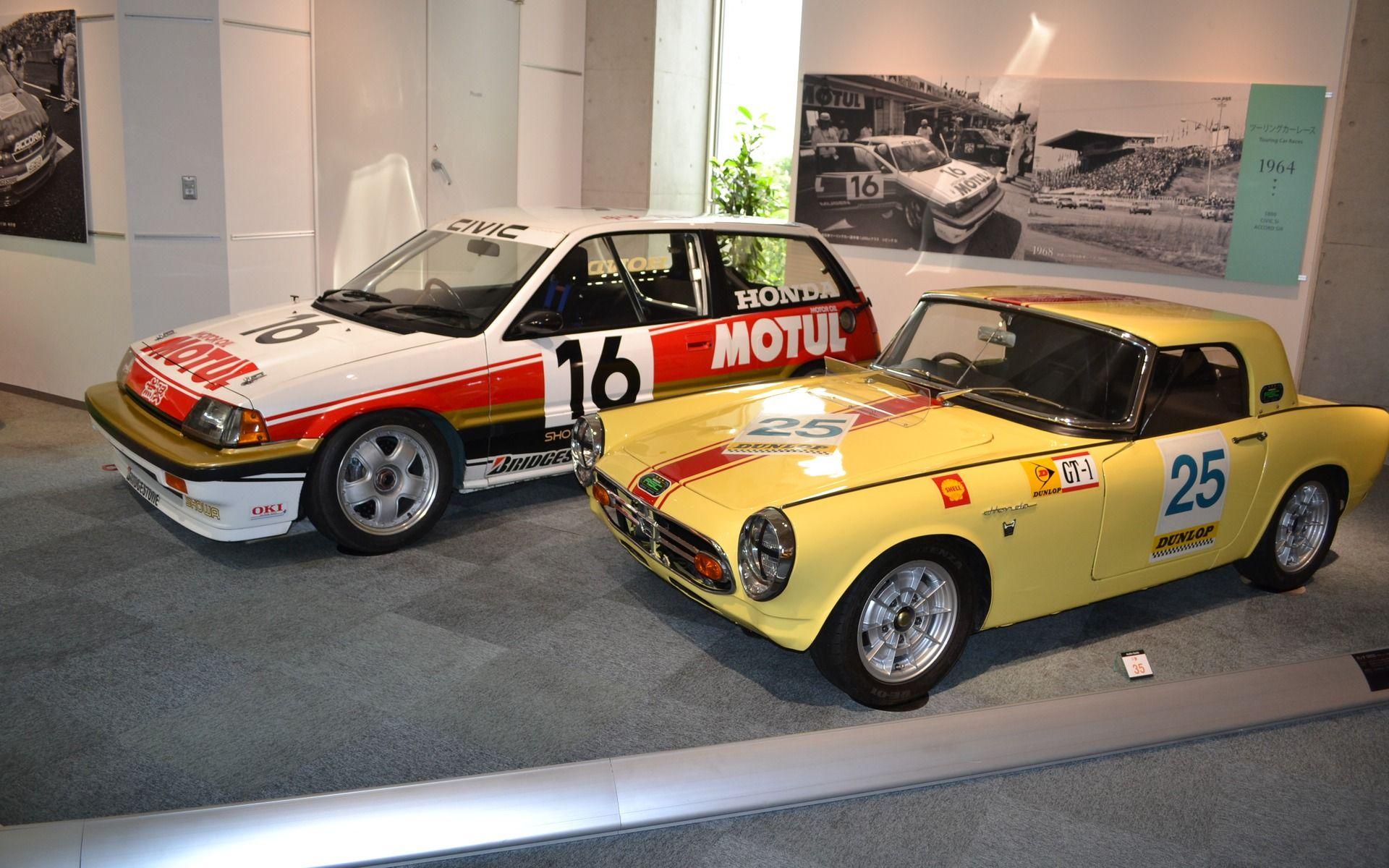 Honda S600 Race Car U0026 Motul Honda Civic Race Car