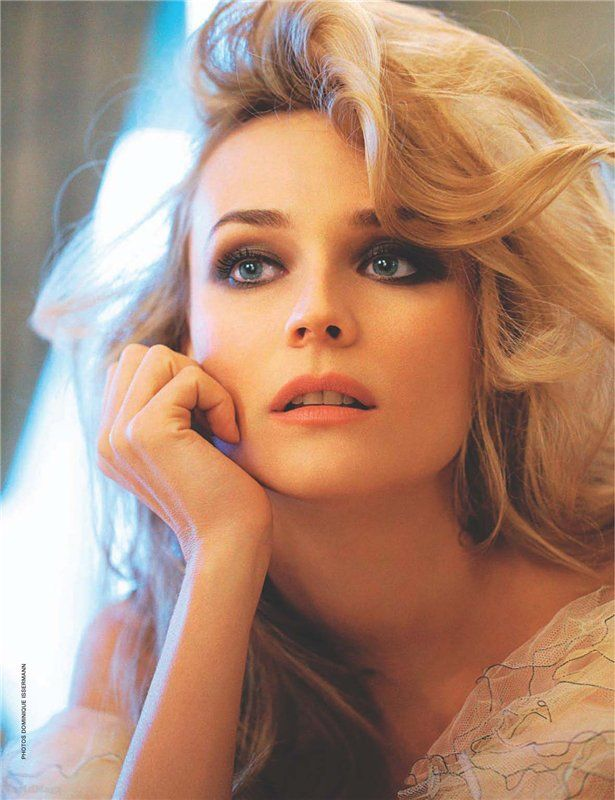 pretty hair! (With images) | Hair beauty, Beauty, Diane kruger