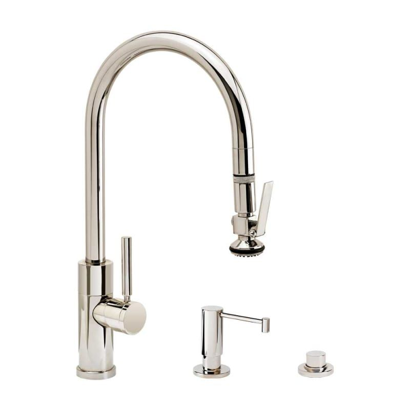 Waterstone 9850 3 In 2020 Faucet Polished Nickel Soap Pump