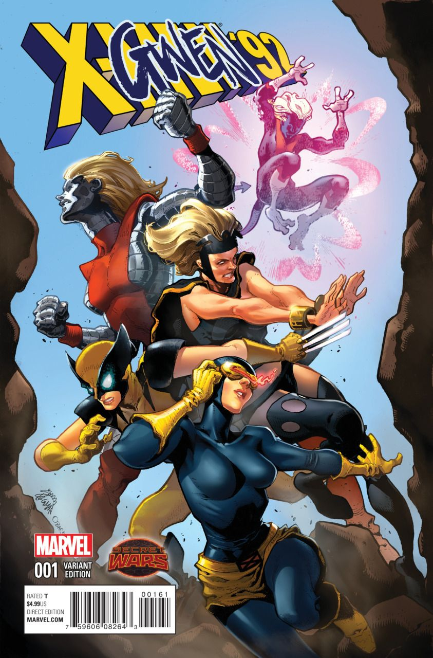 X Men 92 1 Chapter One Hope You Survive The Experience Chapter Two Here Comes Tomorrow Issue Marvel Comics Art Marvel Heroes Marvel Comic Universe