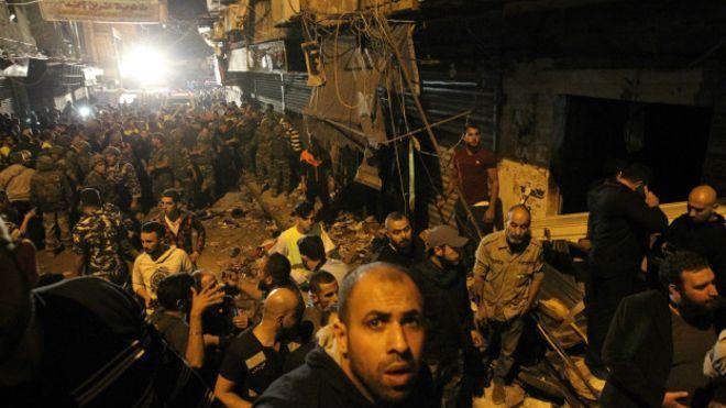 Beirut está de luto: ataques de Estado Islámico