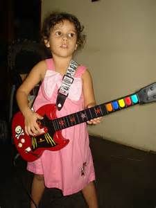 Famous Musician Playing Guitar Famous Musicians Playing Guitar Kids Learning