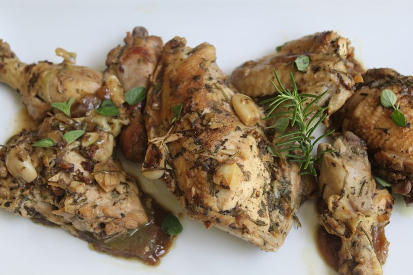 Chicken Scarpariello - Recipes - Sur Le Plat