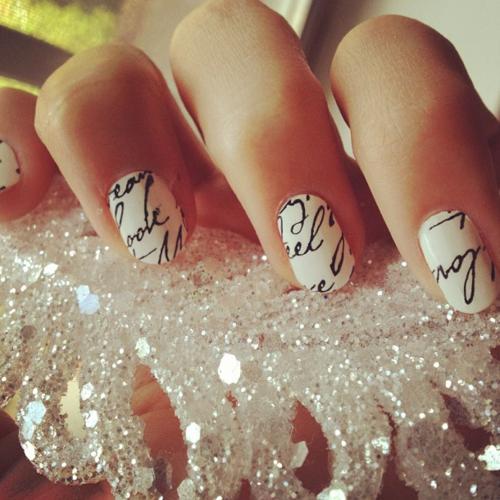 Pin by Siyu LIU on Nail Polish/Nail Art Nails, Funky