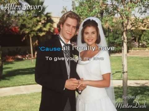 Saved By The Bell Wedding Song Zack Kelly Tv Weddings Wedding Movies Saved By The Bell