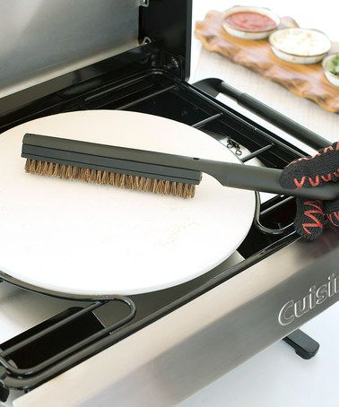 Love this Pizza Stone Cleaning Brush by Cuisinart on #zulily! #zulilyfinds