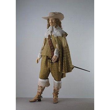 Formal ensemble  1635-1645 England