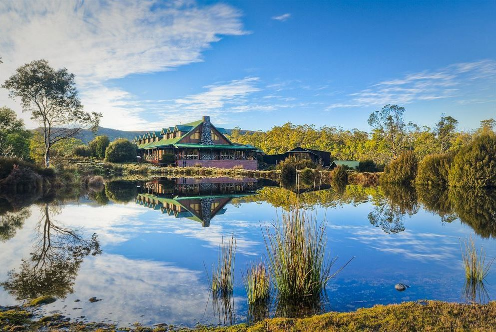 Pepper's Cradle Mountain Lodge at Tasmania
