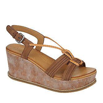 Naya Women's Nalisha Strappy Sandals (FootSmart.com)