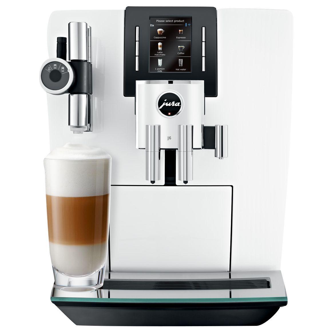 JURA J6 Bean-to-Cup Coffee Machine In 2020