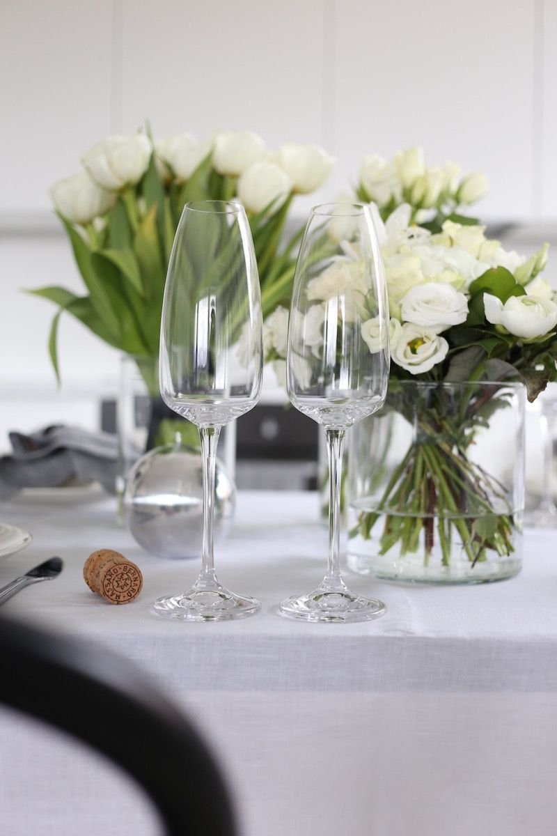 glasses table setting. Homevialaura | Inspiration For Easter And Spring Table Setting Balmuir Piemonte Crystal Wine Glasses D