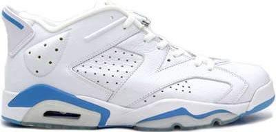 order buying cheap delicate colors Jordan 6 Retro Low University Blue | Products | Air jordan ...