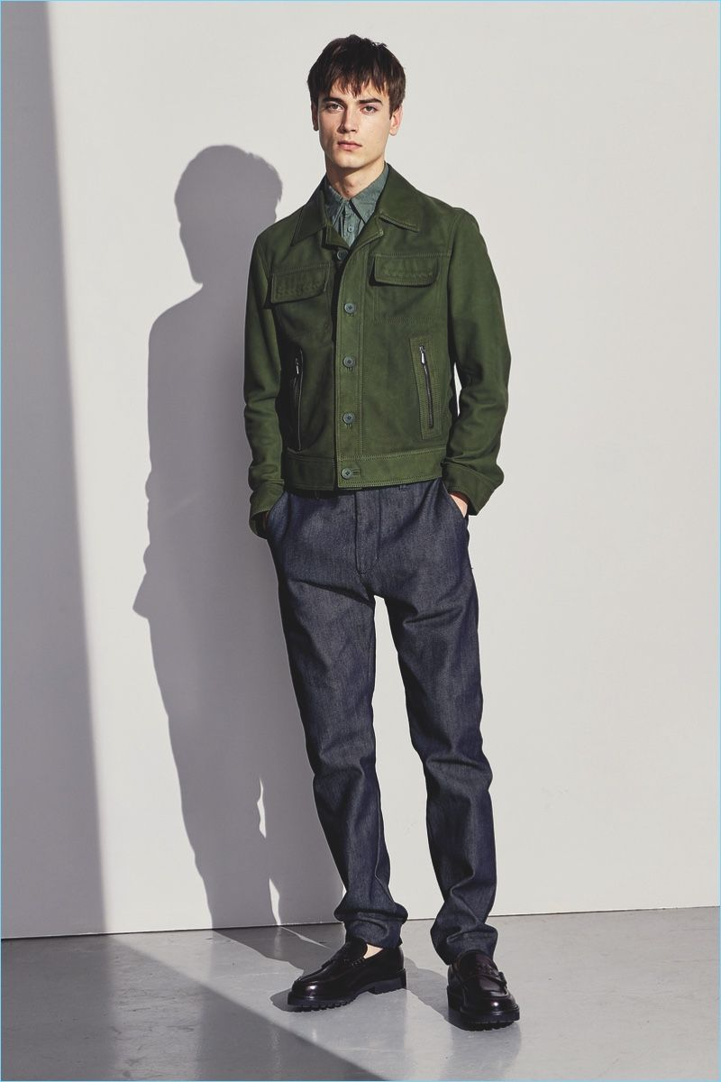 Fashion lookbook 2017 - Bottega Veneta Pre Fall 2017 Men S Collection Lookbook