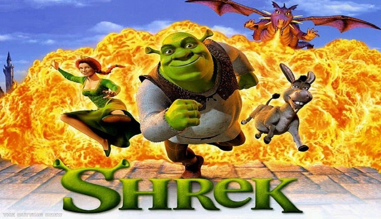Free Watch Shrek 2001 Online Full Movies It Ain T Easy Bein Green Especially If You Re A Likable Albeit Smelly Ogre Named Shrek Shrek Film Personaggi