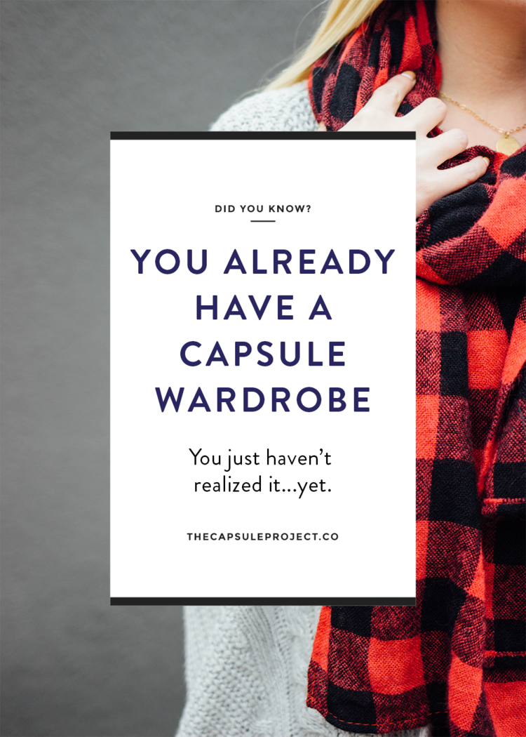 Head to the blog to find out how to determine your core capsule this month! FREE OUTFIT TRACKER