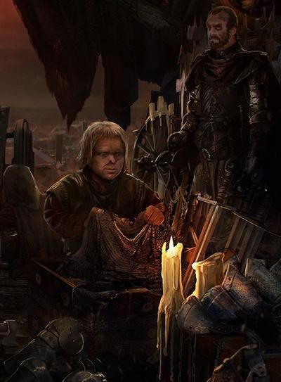 Tyrion And Jorah Tyrion Lannister Tyrion Lannister