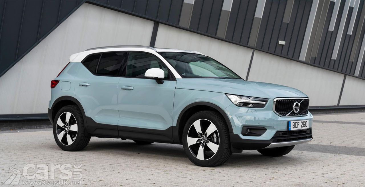 All-Electric 2020 Volvo XC40 Crossover Is Debuting Next Year >> Volvo Xc40 Gets Powertrain Upgrades But No Xc40 Plug In Hybrid
