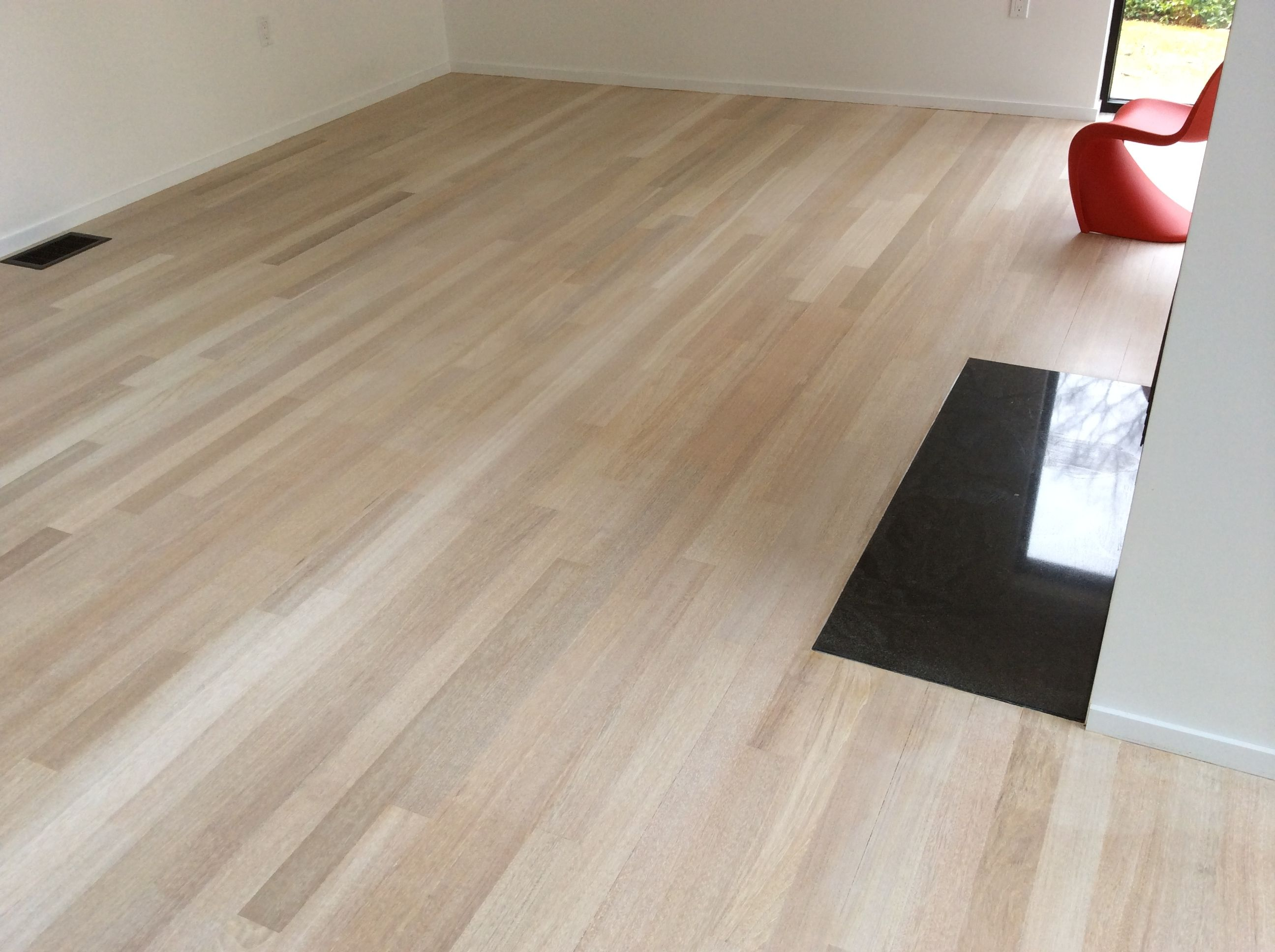 Pickled Wood Floor Finishes With