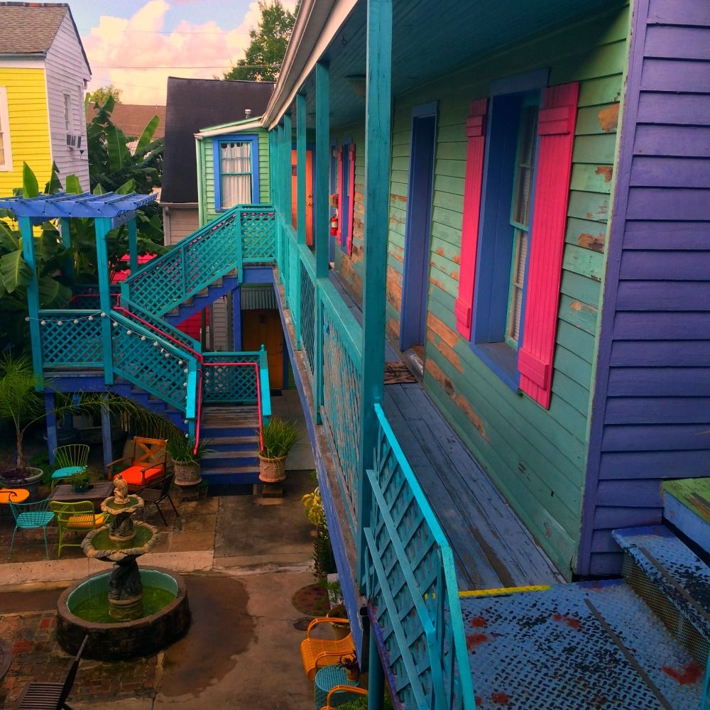 Live Like A Local At The Creole Gardens Guesthouse Bed And Breakfast In New  Orleans Amazing Ideas