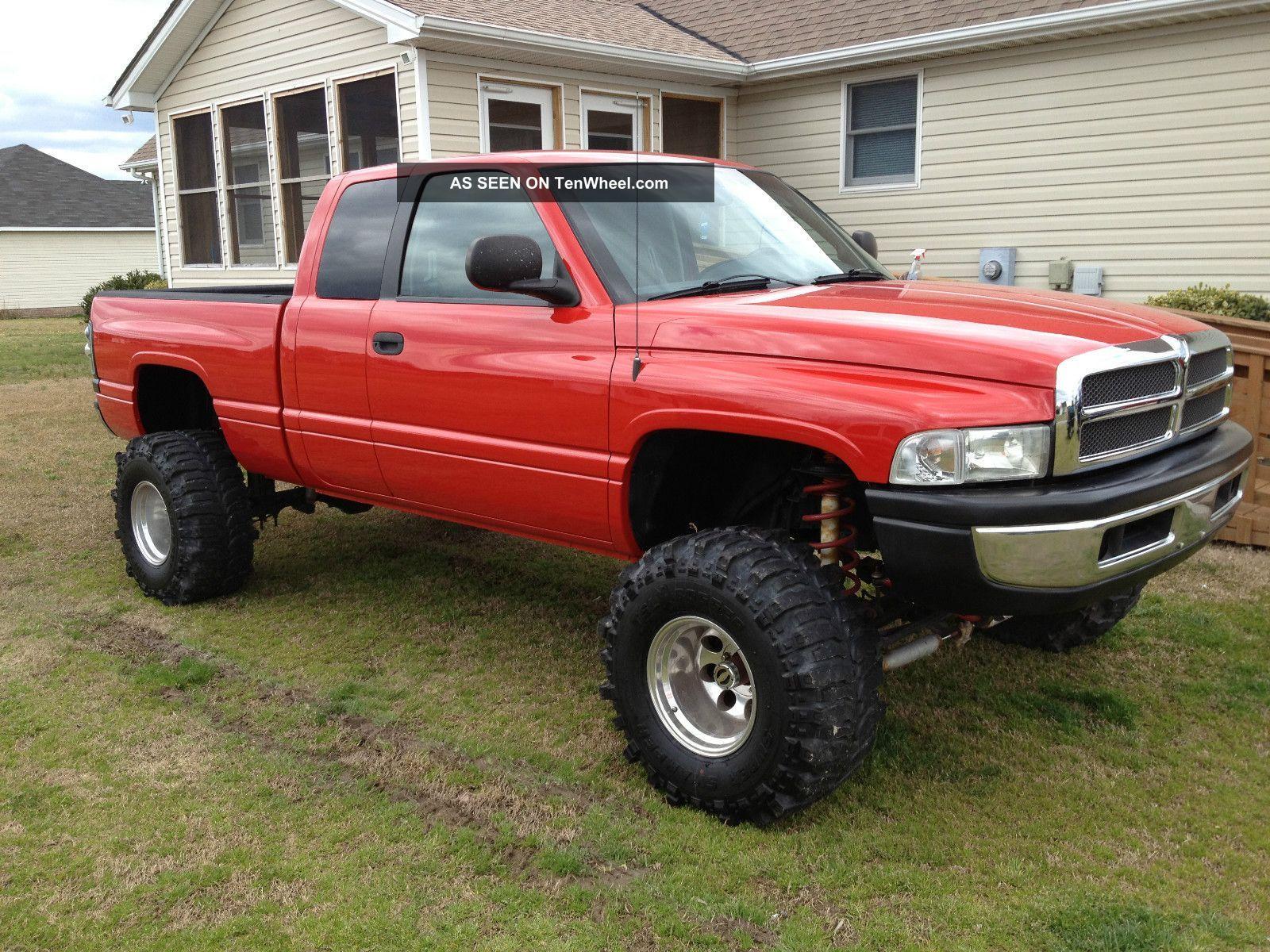 1998 Dodge Ram 1500 Dodge Trucks Ram Dodge Diesel Cummins Trucks