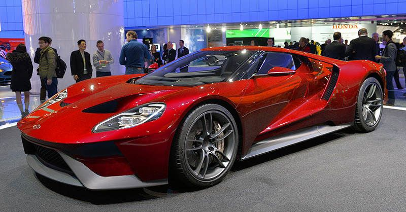 Ford Gt Cost Auto Express