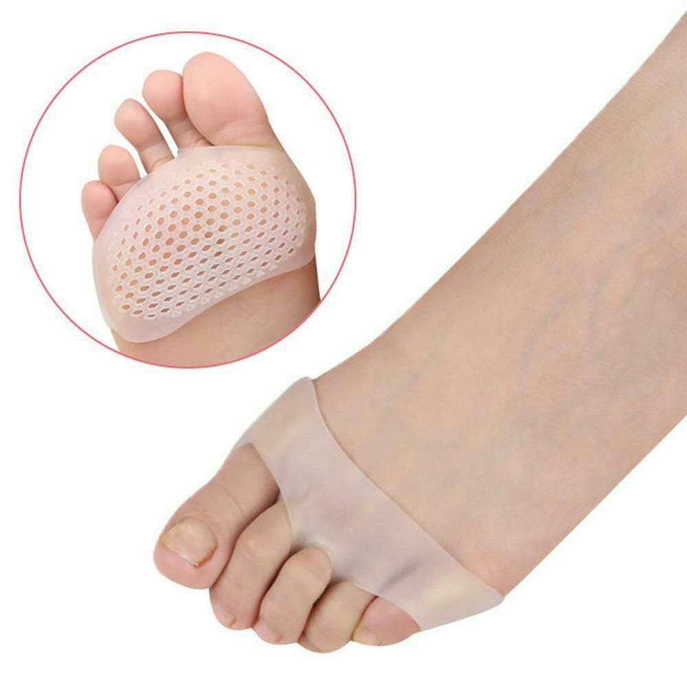 Care Inserts Breathable Sole Shoes Insole  Forefoot Pad Anti-Slip Foot Cushions