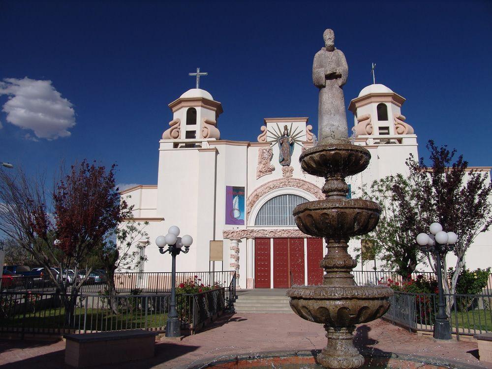 Las cruces catholic church