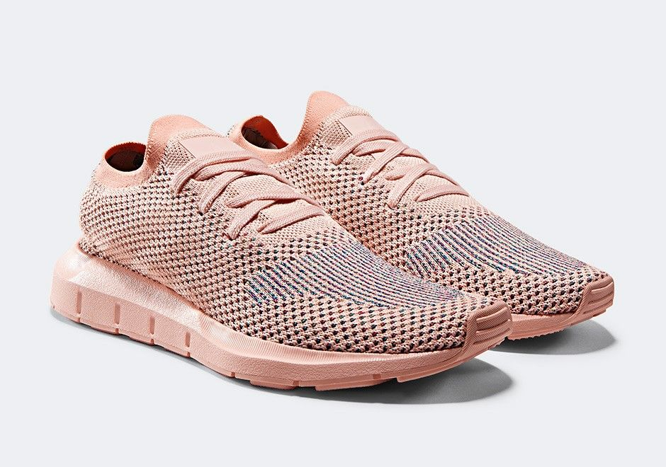 108a83bc28e92 Adidas Originals Swift Run Pink - CG4134  110 RELEASE DATE  JULY 27TH