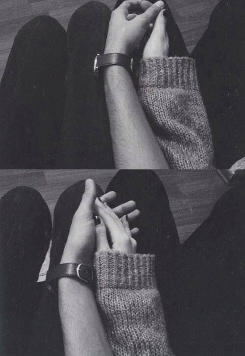 Cute Couples Holding Hands