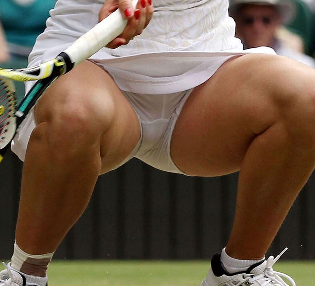 Upskirt Caroline Wozniacki 75