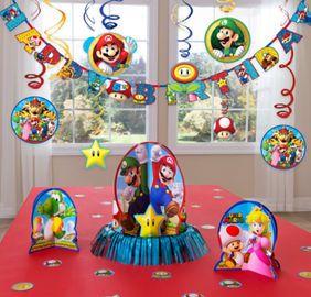 Super Mario Party Supplies Super Mario Birthday Ideas Party
