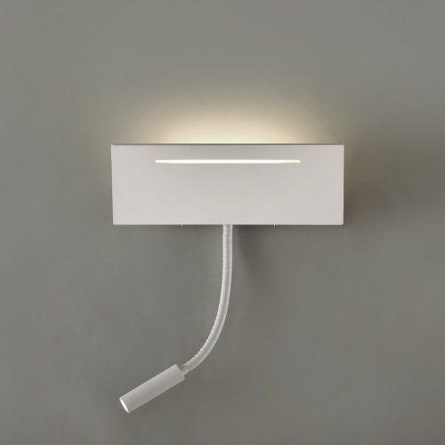 16 3421 Blanco Lampara De Pared Apliques De Pared Iluminacion Dormitorio