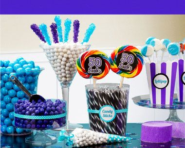 Party City Decorations For Birthdays
