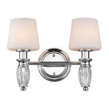 Pondsdale 2 Light Vanity Light