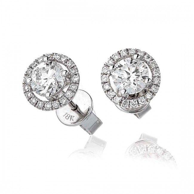 Diamond Stud Earrings Uk Google Search