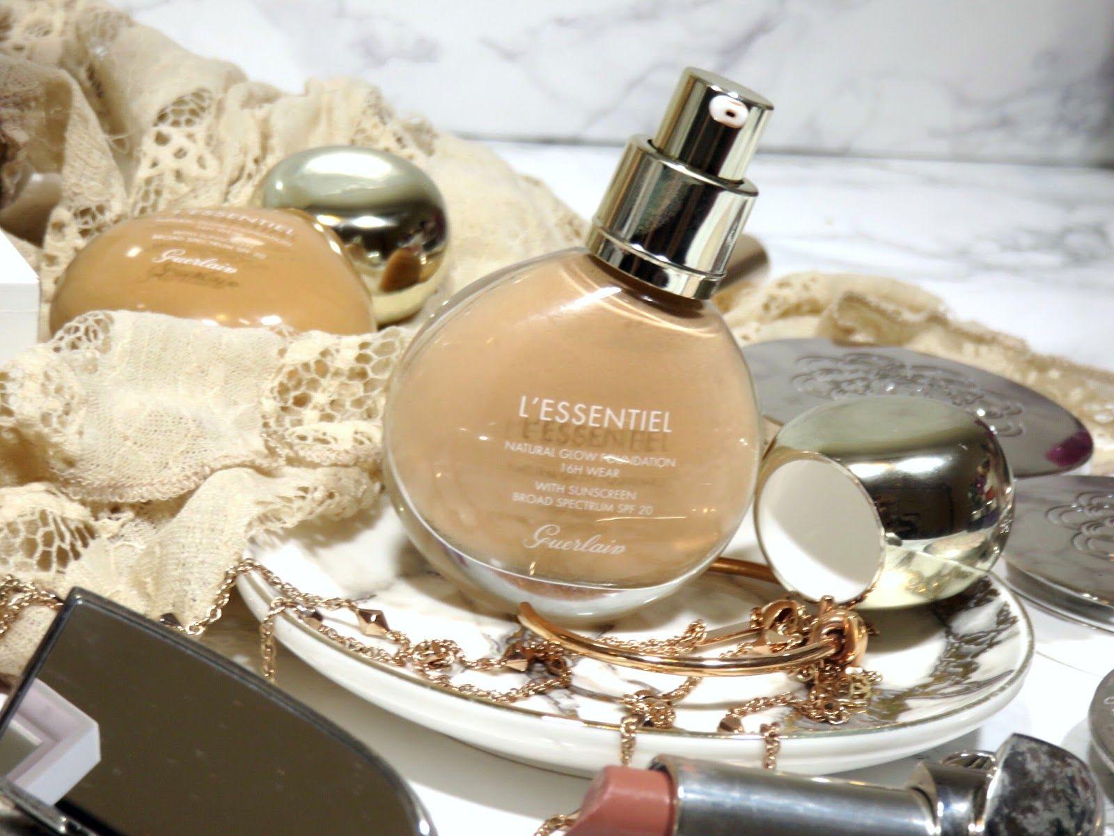 Review Guerlain L'Essentiel Natural 16H Wear