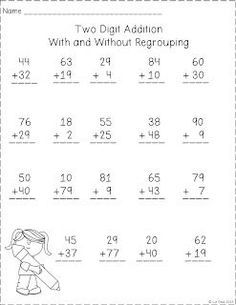 guided math lesson double digit addition - Google Search ...