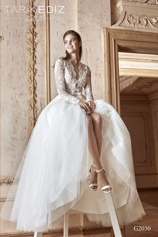 Wedding dress bodysuit  Tarik Ediz  웨딩 드레스  Pinterest  Wedding dress Weddings and