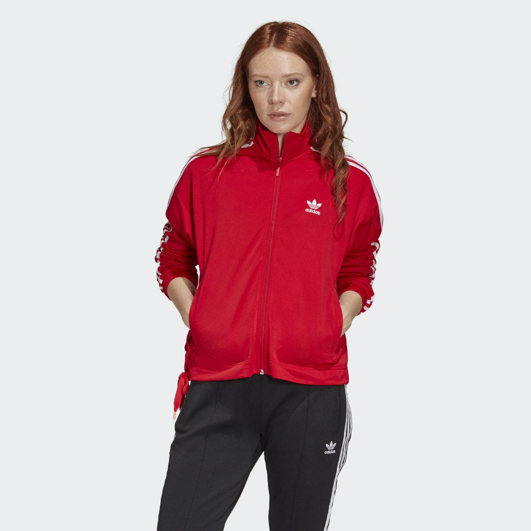 adidas Originals Jacke - Rot | adidas Deutschland