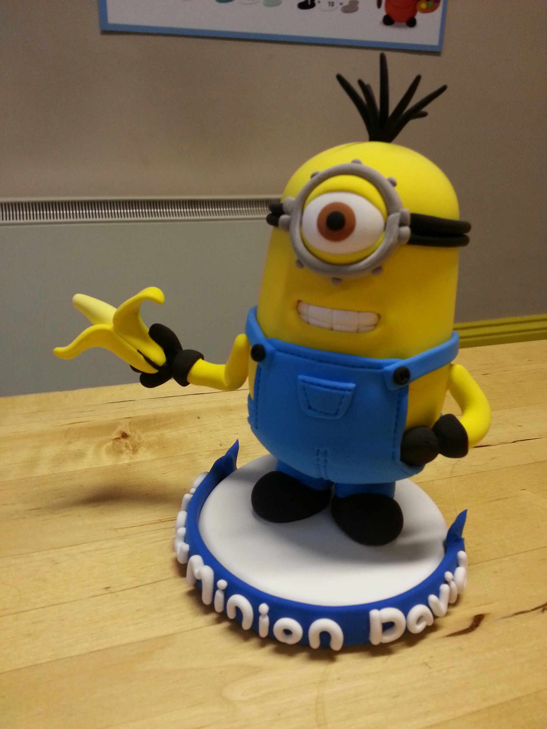 Cake toppers to last a lifetime!! The Minion Madness continues!! If ...