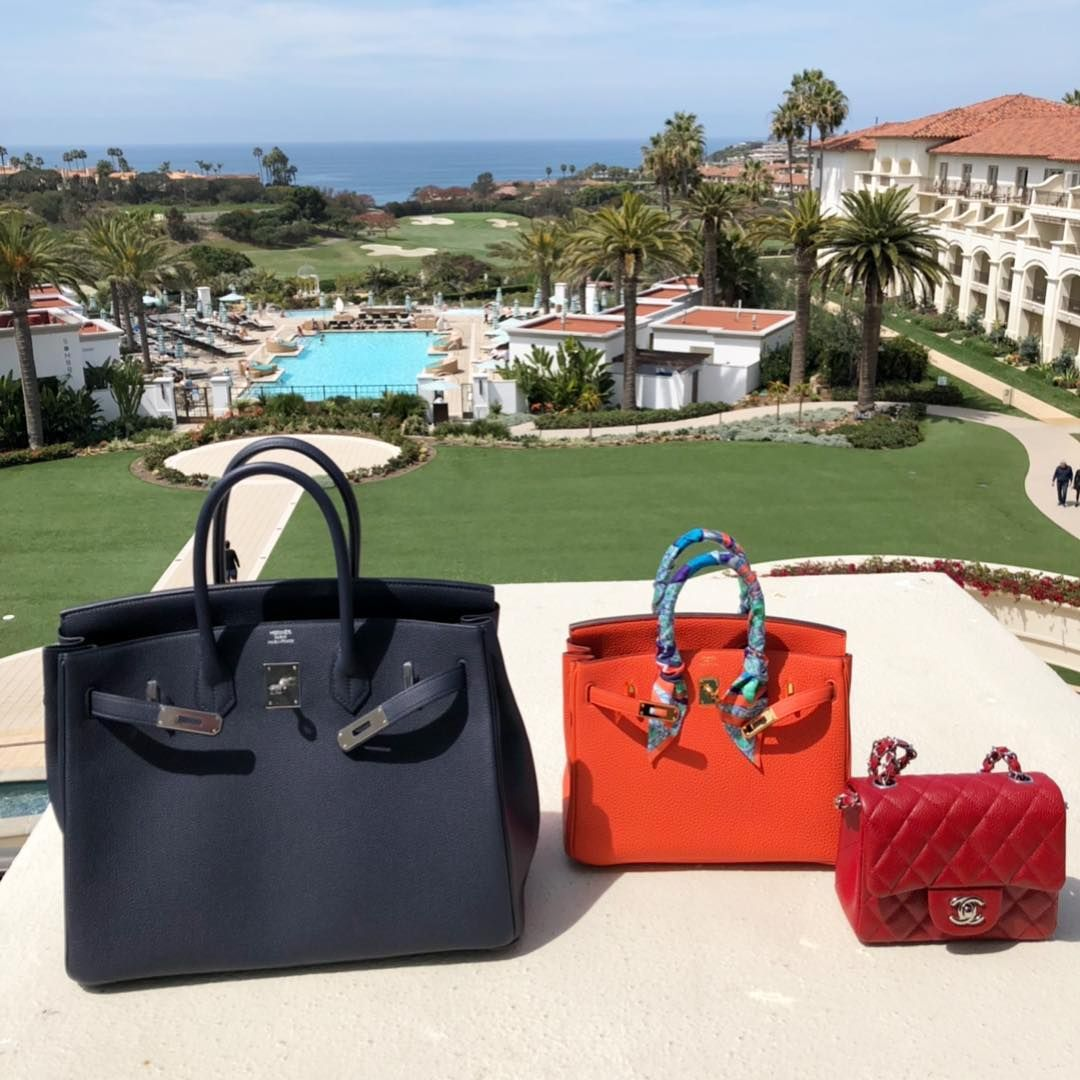 0d79fe1f67 One of the Most Insane Collections of Hermès and Chanel We ve Ever Seen -  PurseBlog
