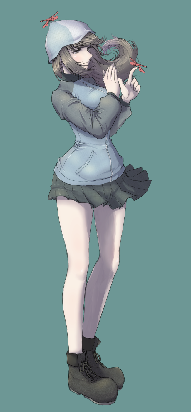 Anime,Аниме,Girls und Panzer,mika (girls und panzer)