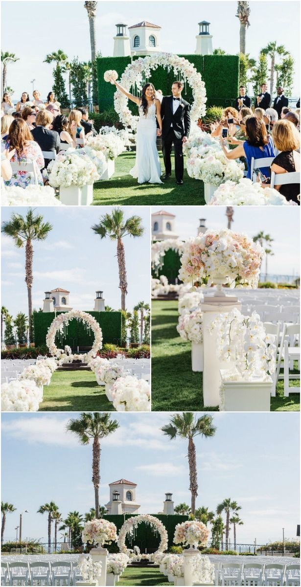15 dreamy wedding ceremony ideas for a fairytale affair casamento wedding ceremony ideas jana williams junglespirit Images
