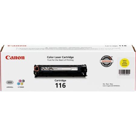 Canon, CNMCRTDG116YW, CRTDG116 Toner Cartridge, 1 Each